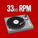 33 RPM by ixrid