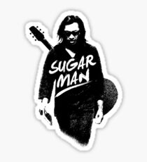 Sixto Rodriguez | Sugar Man Sticker