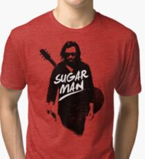 Sixto Rodriguez | Sugar Man Tri-blend T-Shirt