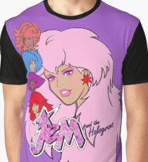 Jem and the Holograms Graphic T-Shirt