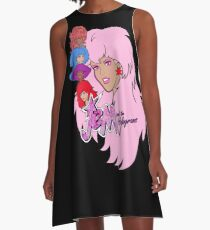 Jem and the Holograms A-Line Dress