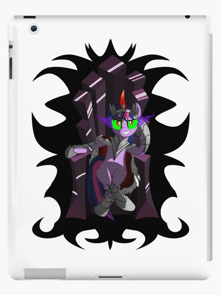 Twilight Sparkle, Crystal Empress by Evil-DeC0Y