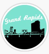 Grand Rapids, Michigan Sticker