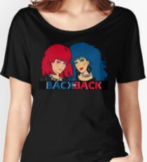 Kimber & Stormer - Back to Back Women's Relaxed Fit T-Shirt