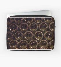 Circles Stacked Laptop Sleeve