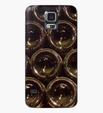 Circles Stacked Case/Skin for Samsung Galaxy