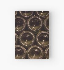 Circles Stacked Hardcover Journal