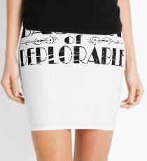 member of deplorable Mini Skirt