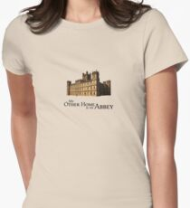 My Other Home is an Abby Womens Fitted T-Shirt