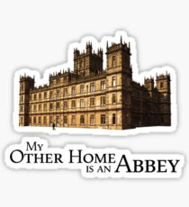 My Other Home is an Abby Sticker