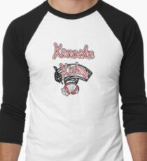 Kenosha Kickers Men's Baseball ¾ T-Shirt