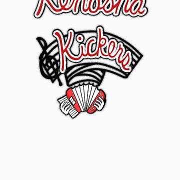Kenosha Kickers by ironsightdesign