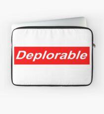 red deplorable Laptop Sleeve