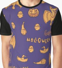Happy Halloween lovely pumpkin! Grafik T-Shirt
