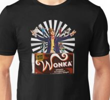 Willy Wonka Unisex T-Shirt