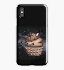 Exterminate All Cupcakes iPhone Case/Skin