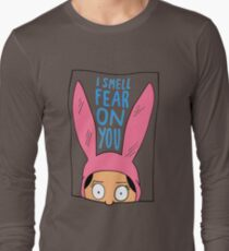 I Smell Fear on You Long Sleeve T-Shirt