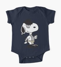 Snoopy DeLarge (A Clockwork Beagle) One Piece - Short Sleeve