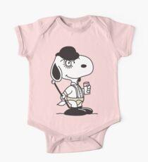Snoopy DeLarge (A Clockwork Beagle) One Piece - Short Sleeve