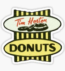Tim Horton's OG  Sticker