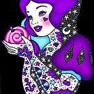 Purple Snow by kandy skullz
