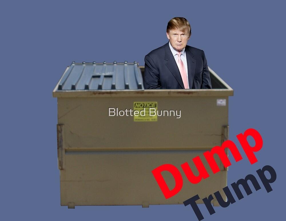 Dump Trump by Raver Monki