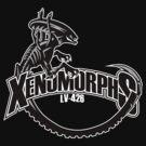 LV-426 Xenomorphs by D4N13L