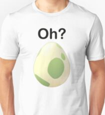 Oh? Pregnant Pokemon Go shirt Unisex T-Shirt