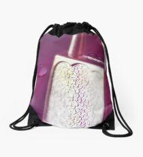 Padlock Drawstring Bag