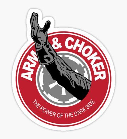 Arm & Choker Sticker