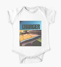1970 Dodge Charger One Piece - Short Sleeve