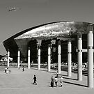 Wales Millennium Centre, Cardiff by Bernard Cavanagh