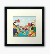 Fairyland Framed Print