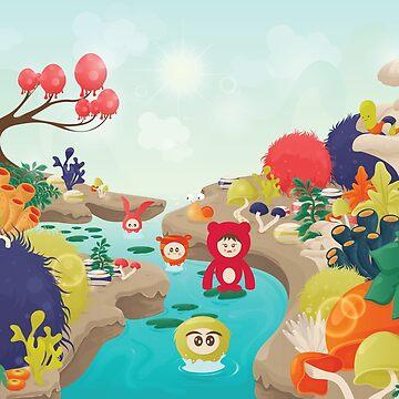 Fairyland by andrapopovici