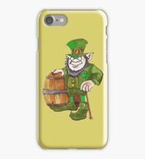 IRISH LEPRECHAUN iPhone Case/Skin