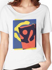 Pop Art 45 Symbol 1 Women's Relaxed Fit T-Shirt