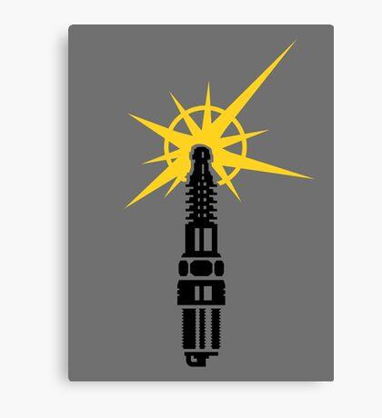 Spark Plug VRS2 Canvas Print