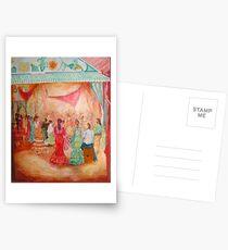 Feria Postcards