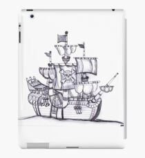 Be a Pirate iPad Case/Skin