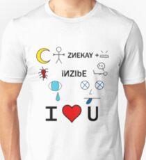 Nightman Lyrics Unisex T-Shirt