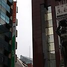 Shimbashi Staion Area, Tokyo by Weber Consulting
