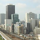 Shimbashi and Shiodome, Tokyo Japan by Weber Consulting