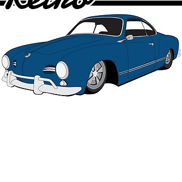 Retro Ghia by VolkWear