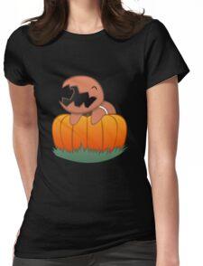 Trapumpkin Womens Fitted T-Shirt
