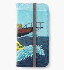 Jaws: The Orca Illustration iPhone Wallet/Case/Skin