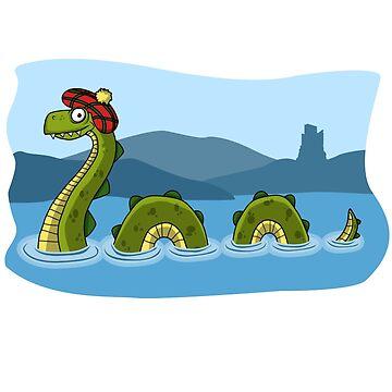Nessie! by Paulychilds