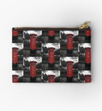 Red London Pillar Box Studio Pouch