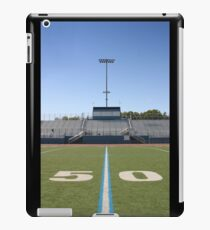 Football Field Fifty iPad Case/Skin
