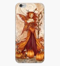 Pumpkin Queen iPhone Case