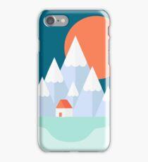 Snow Valley iPhone Case/Skin